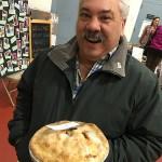 SHOPPERS_Paul Mercier with pie